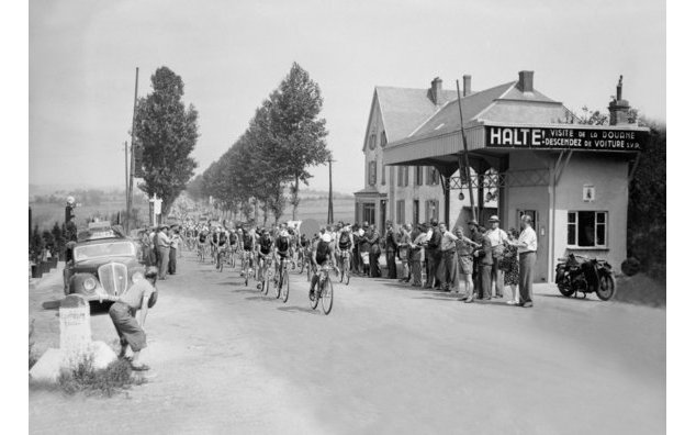 27 June 1947 - 3rd stage Brussels (Belgium) > Luxembourg (Luxembourg)