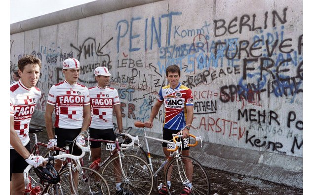 2 July 1987 - 1st stage West Berlin (Federal Republic of Germany) > West Berlin (FRG)